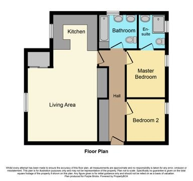 Apartment 6 - Beautiful apartments for sale at George House St Neots